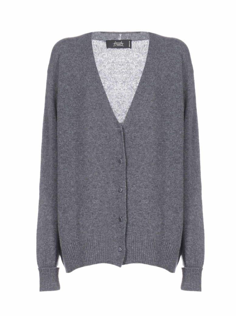 Maison Flaneur Cardigan - Grey