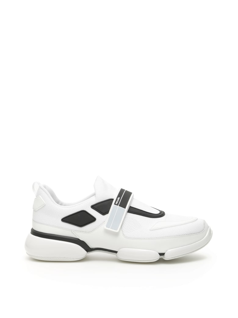 Prada Cloudbust Sneakers - BIANCO NUBE (White)