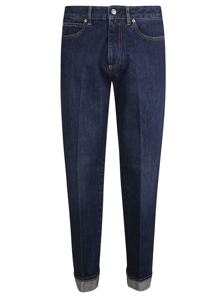 Golden Goose Straight Fit Jeans - Blue