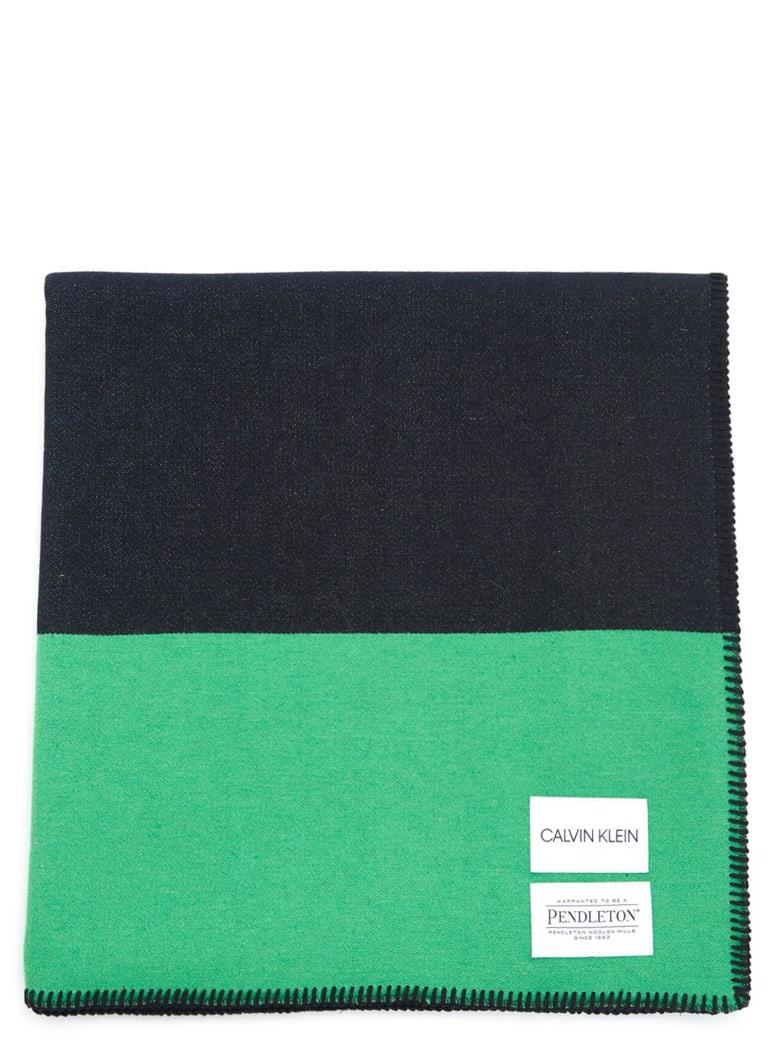 Calvin Klein Plaid - Green
