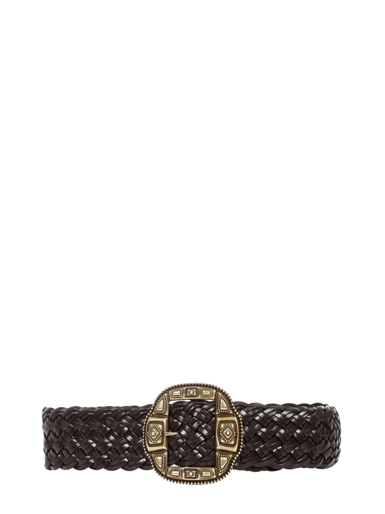 Etro Belt - Brown