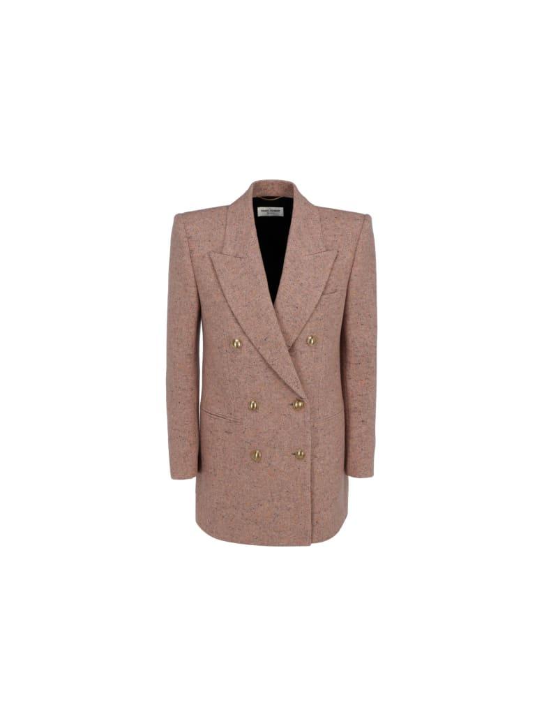 Saint Laurent Jacket - Rose pale