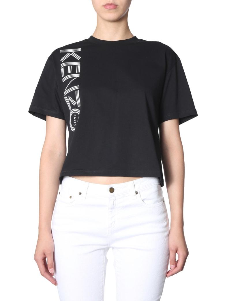 Kenzo Boxy Logo T-shirt - NERO