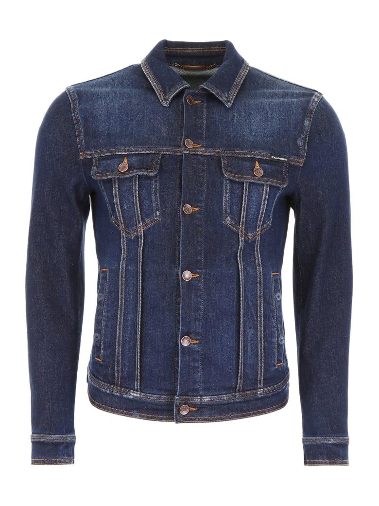 Dolce & Gabbana Denim Jacket - VARIANTE ABBINATA (Blue)