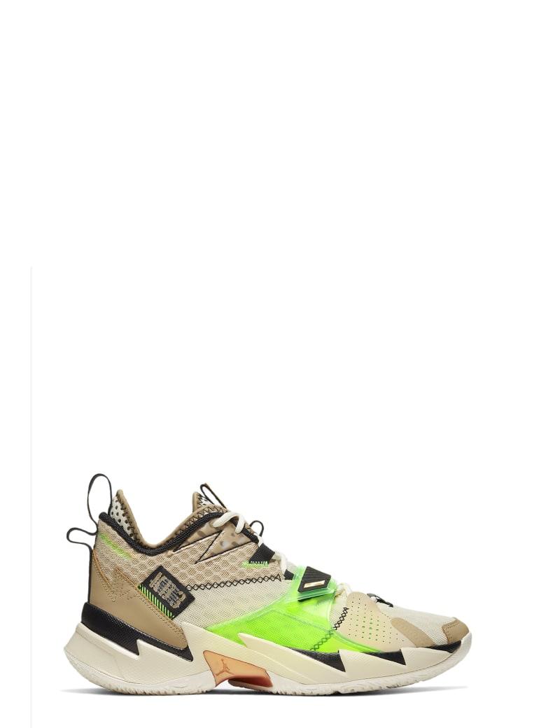 Nike Jordan Why Not? - Beige/verde