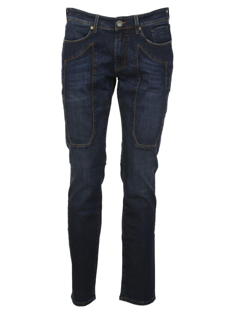 Jeckerson Fit Slim Jeans - Denim scuro