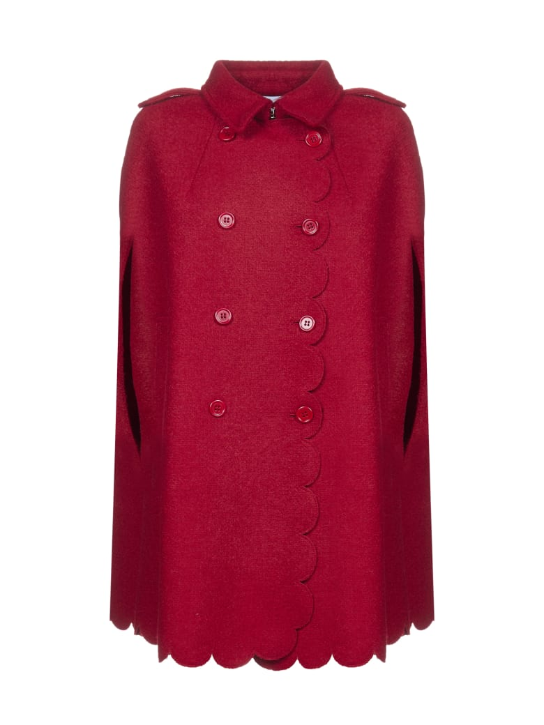 RED Valentino Coat - Deep red