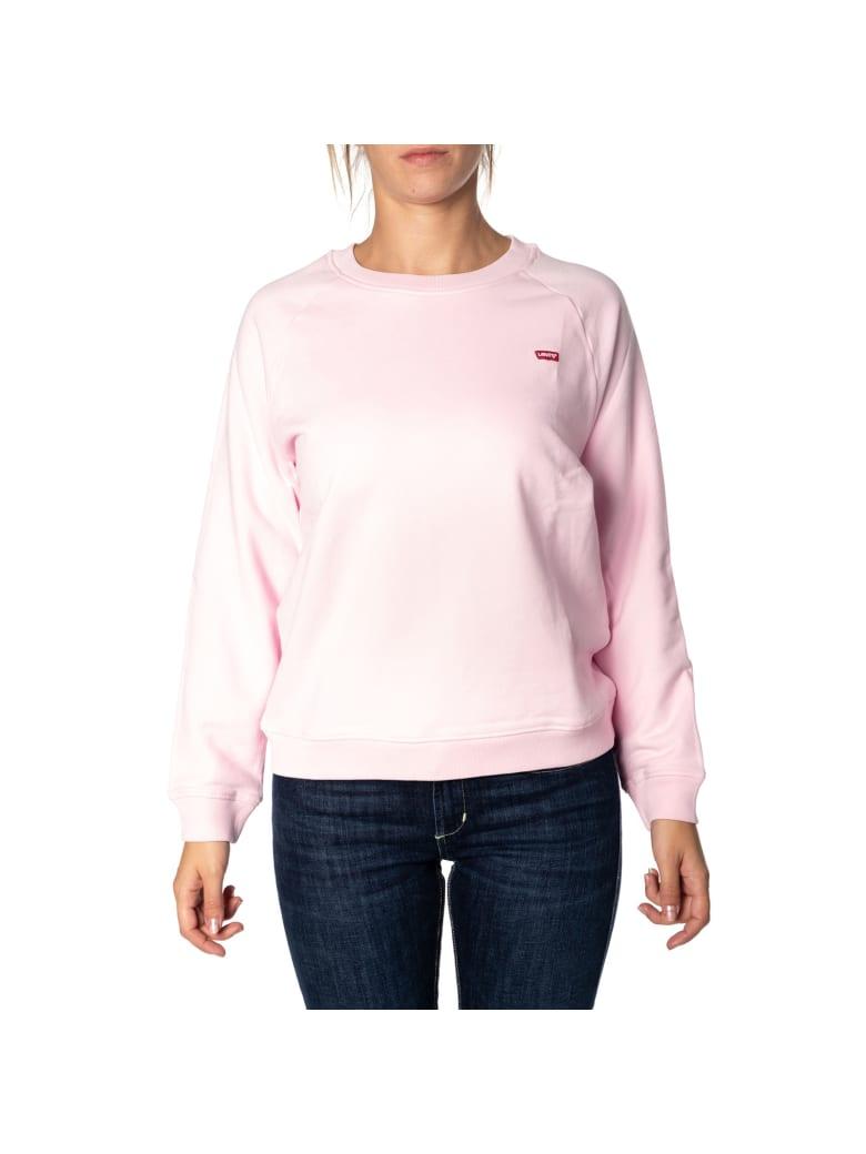 Levi's Levis Cotton Sweatshirt - Pink