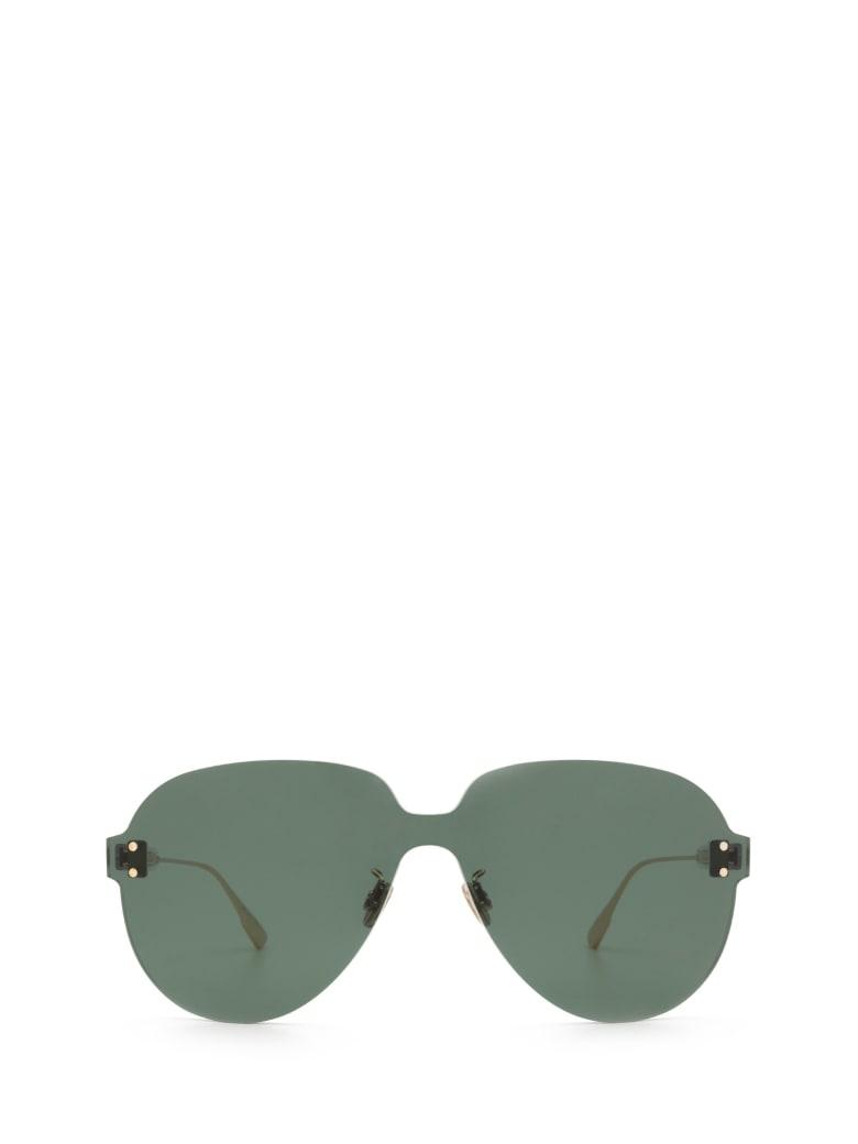 Dior Dior Diorcolorquake3 Green Sunglasses - 1ED/QT