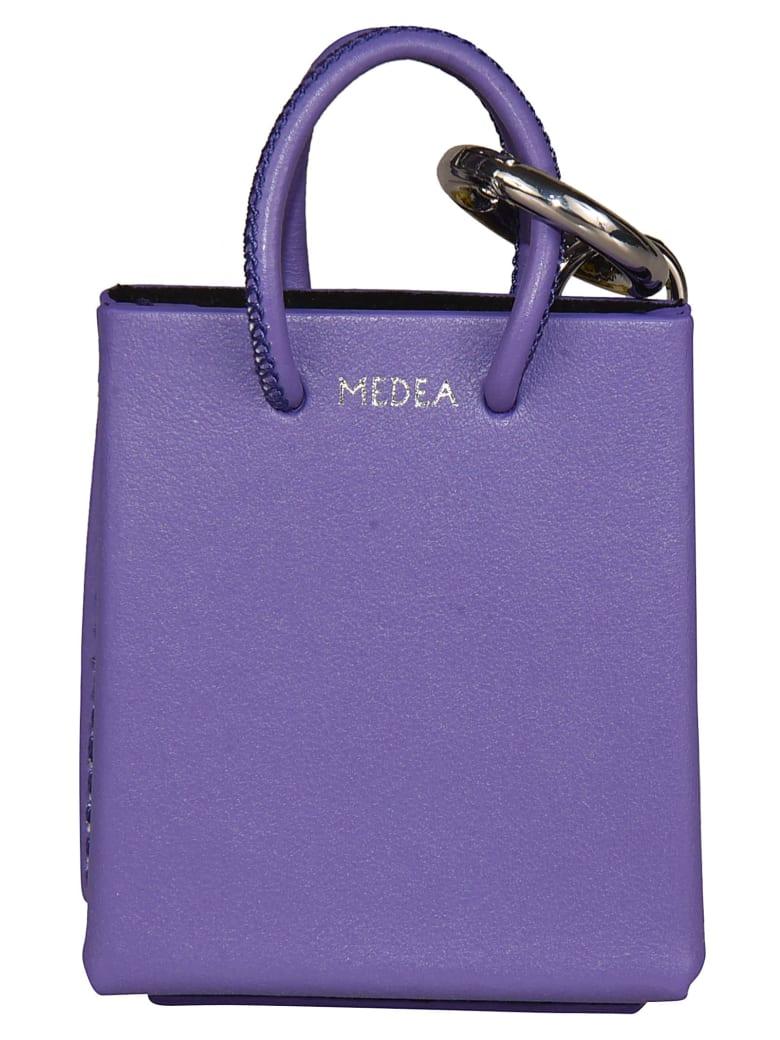 Medea Logo Tote - Viola