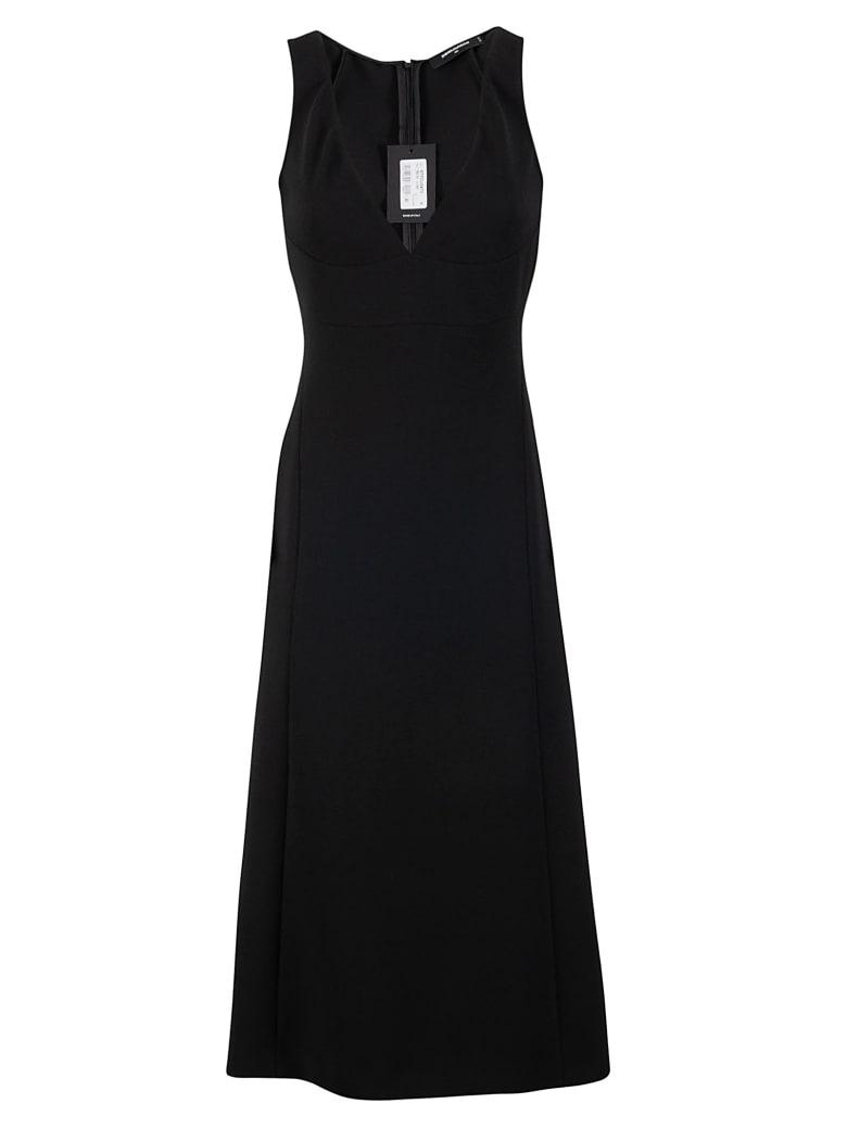 Dsquared2 Sleeveless Dress - Black