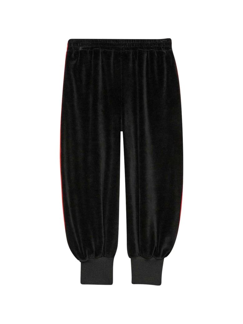 Gucci Black Trousers - Nero