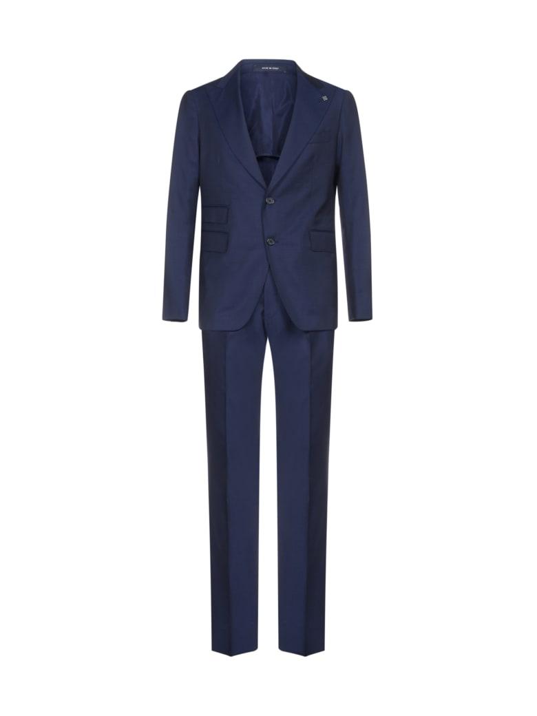 Tagliatore Suit - Blu