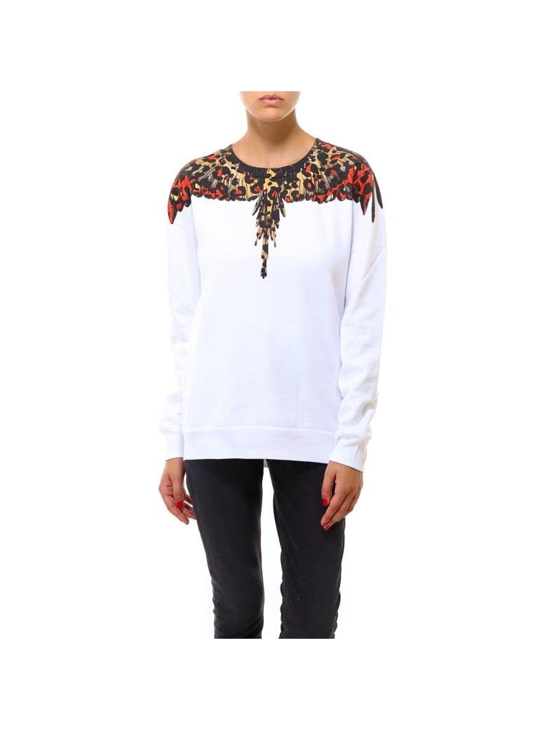 Marcelo Burlon Sweatshirt - White