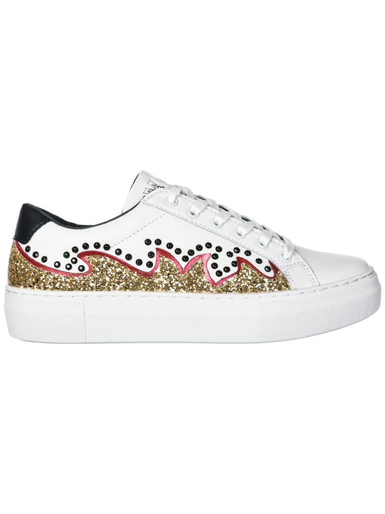 M.O.A. master of arts Moa Master Of Arts Victoria Circus Sneakers - Bianco