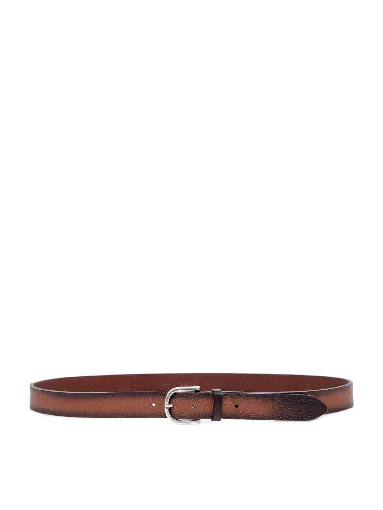Orciani Belt - Brown
