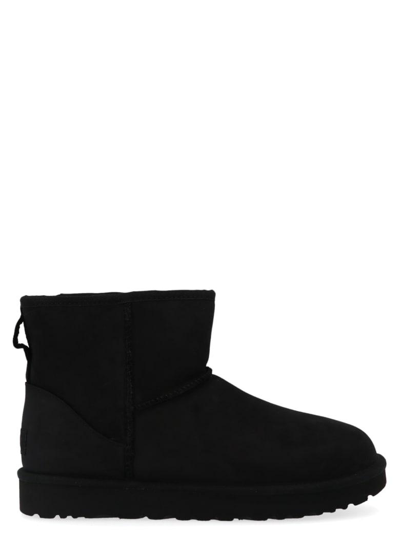 UGG 'mini Classic' Shoes - Black
