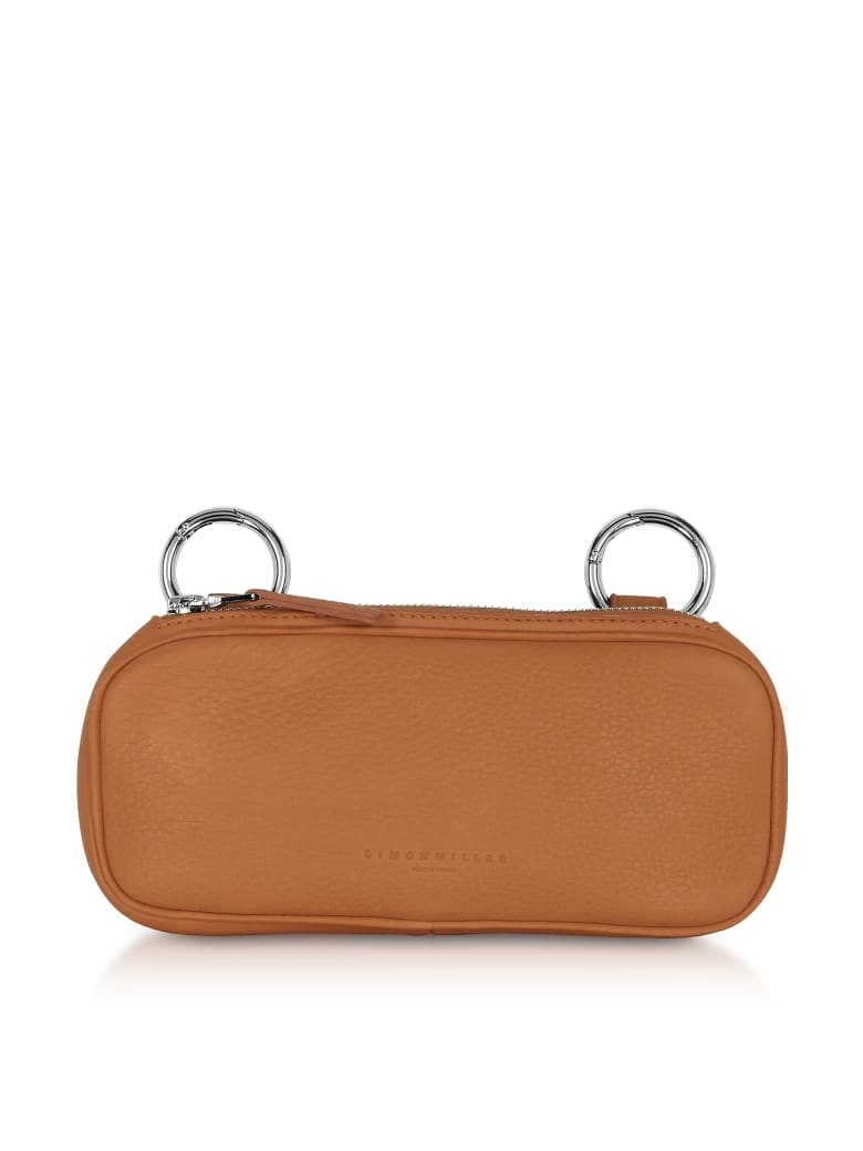Simon Miller Long Pop Pouch - Tan
