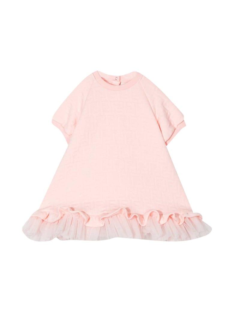 Fendi Pink Dress - Unica