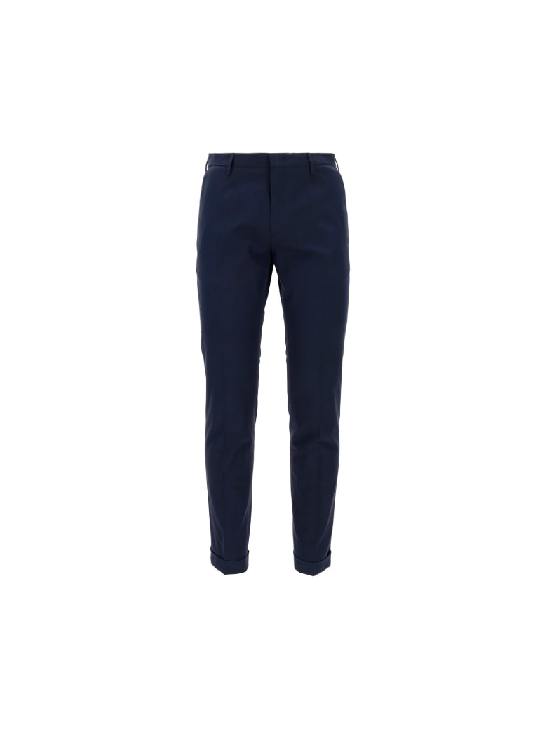 Paul Smith Classic Pants - Navy