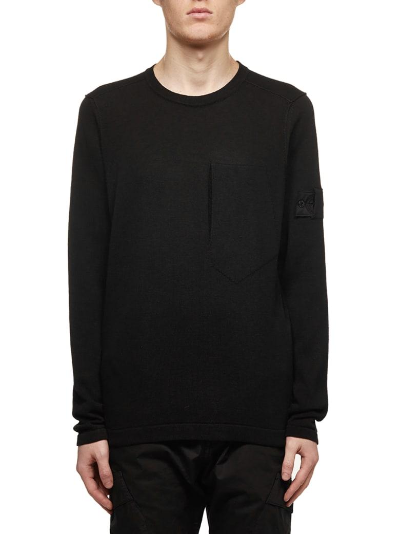 Stone Island Shadow Project Sweater - Nero