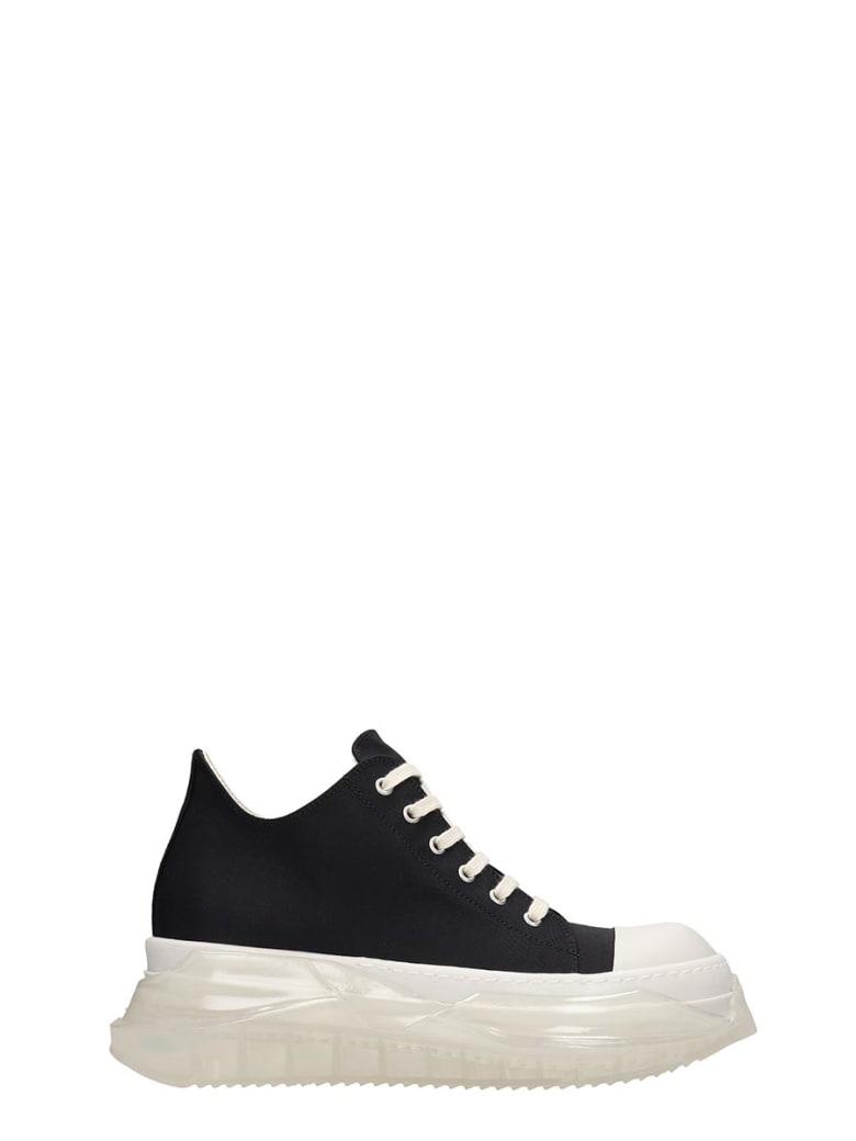 DRKSHDW Abstract Sneake Sneakers In Black Tech/synthetic - black