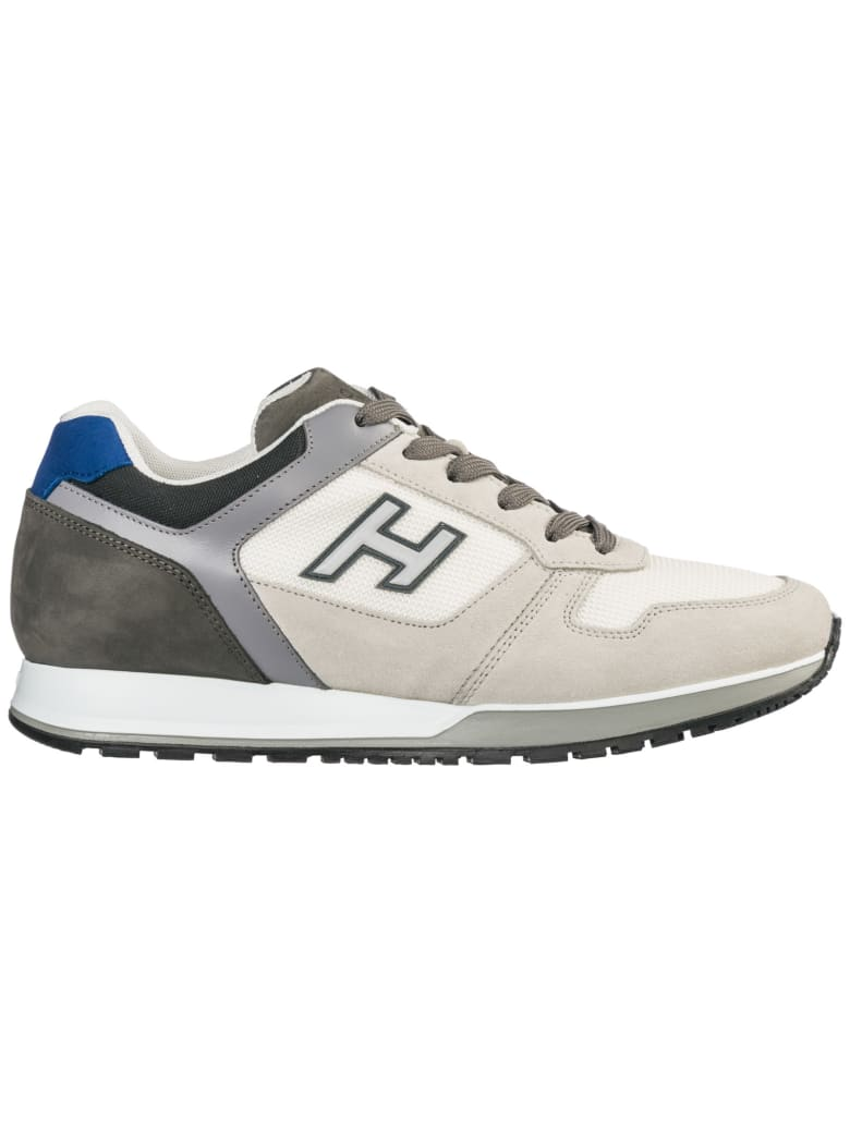 Best price on the market at italist | Hogan Hogan Shoes Suede Trainers Sneakers H321