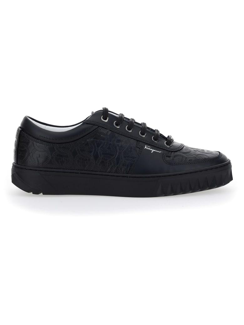 Salvatore Ferragamo Savatore Ferragamo Sneakers - Nero nero