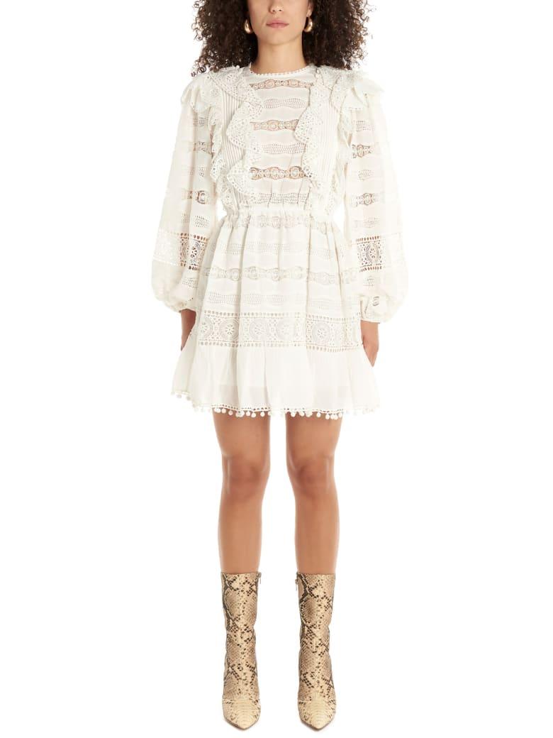 Ulla Johnson 'jolie' Dress - White