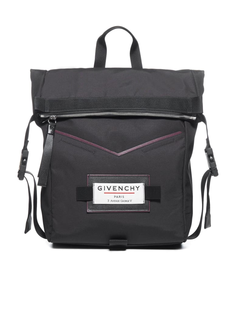 Givenchy Downtown Backpack - Black