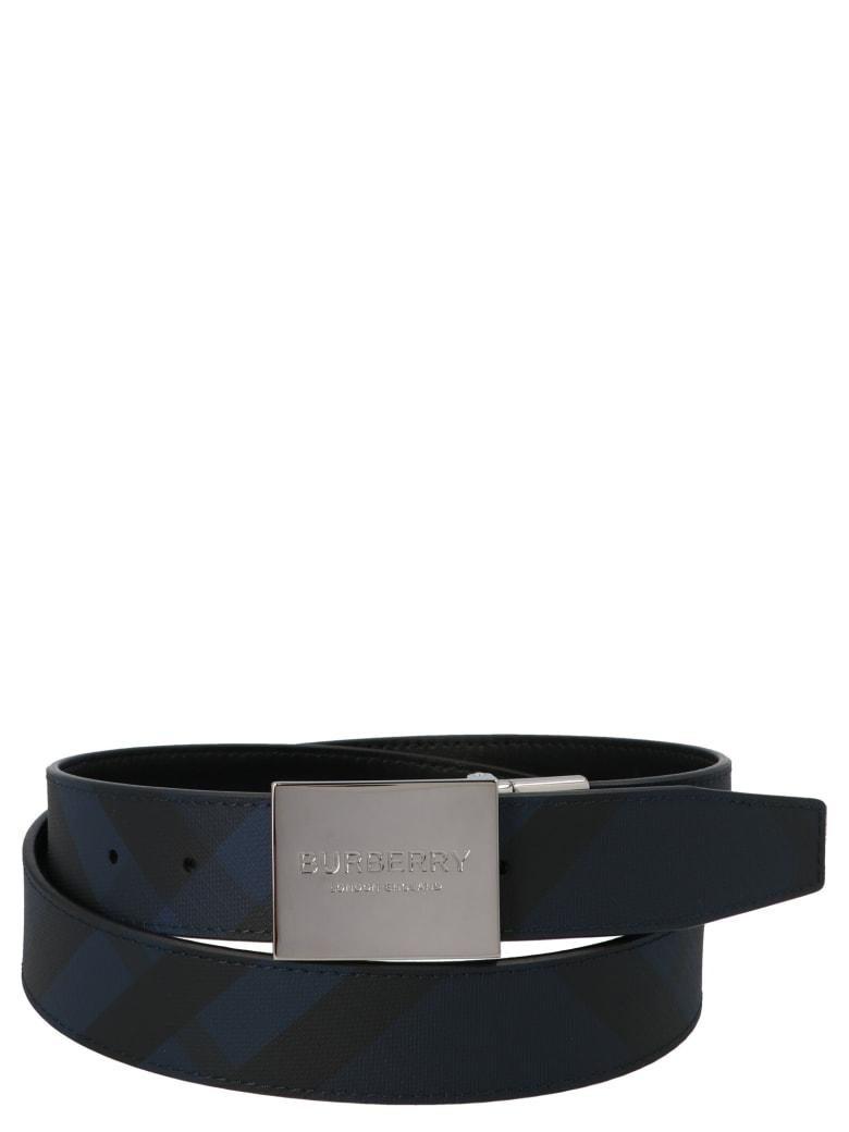 Burberry 'london Check' Belt - Multicolor