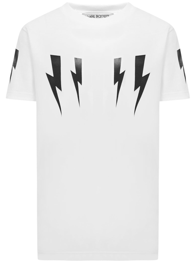 Neil Barrett Kids T-shirt - White