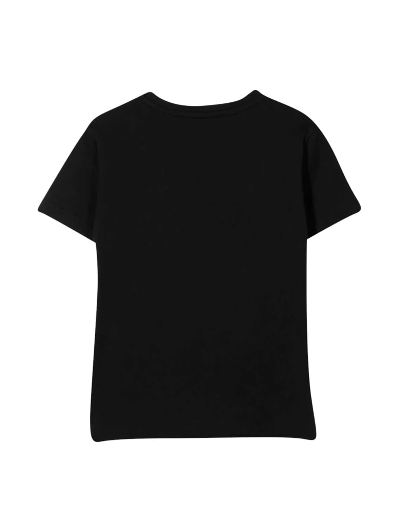 Young Versace Black T-shirt - Nero