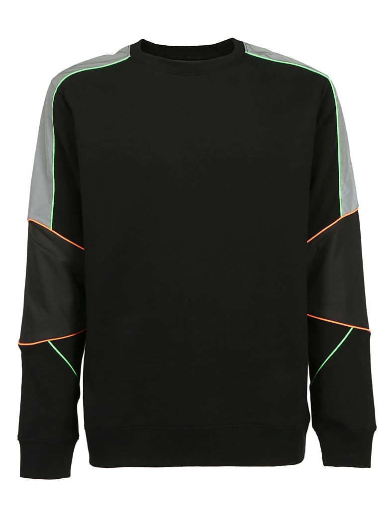 Les Hommes Sweatshirt - Black