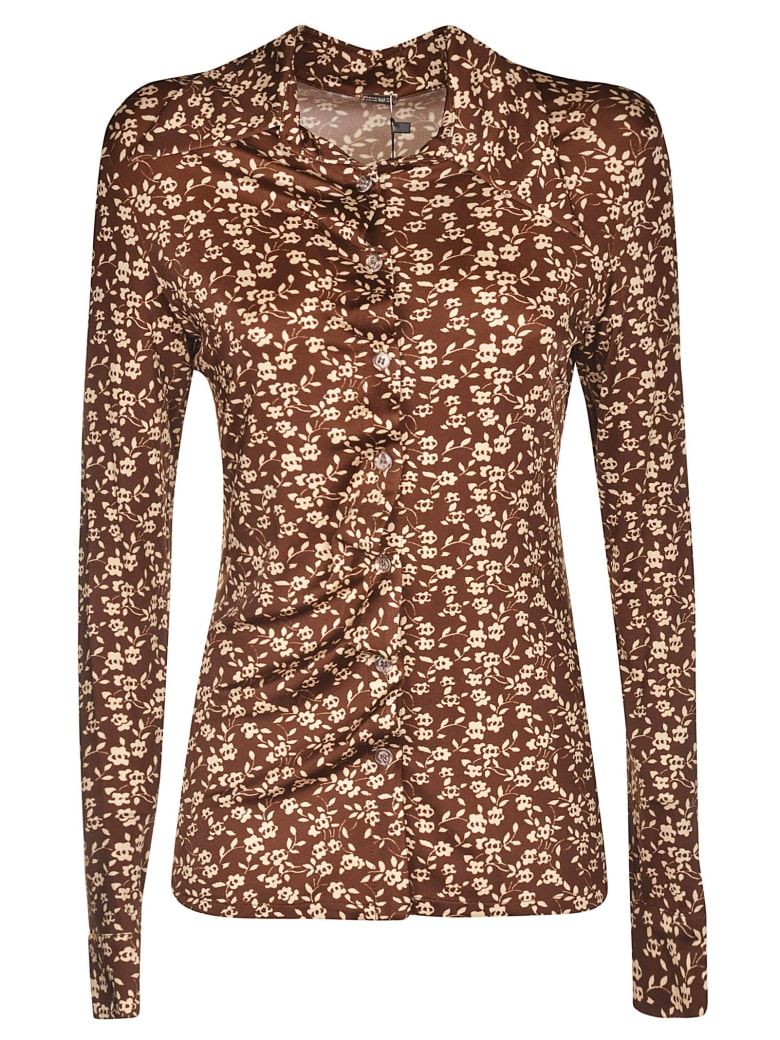 Dodo Bar Or Paya Shirt - Roma Brown