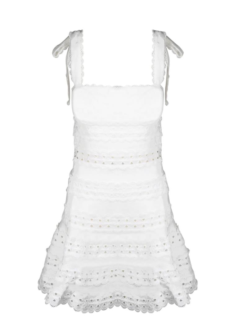 Zimmermann Dress - White