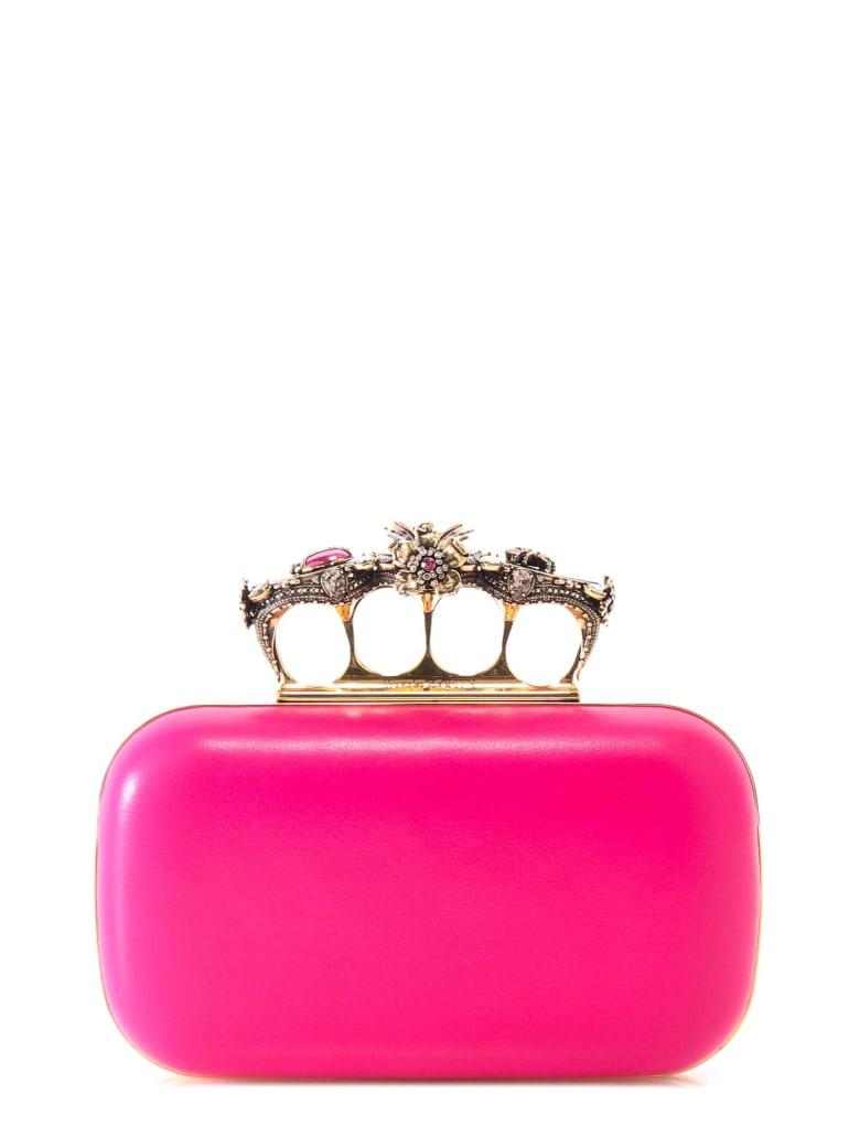 Alexander McQueen Clutch - Pink