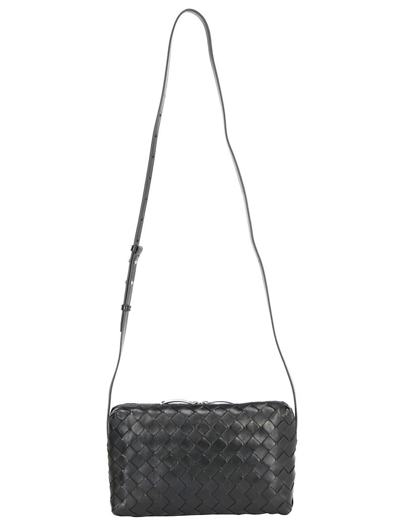 Bottega Veneta Bottega Venenta Nodini Shoulder Bag - Nero/silver