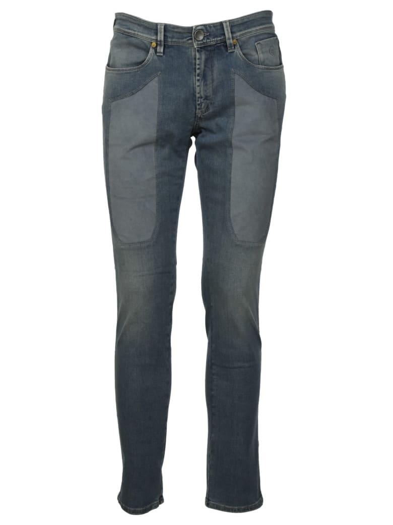 Jeckerson Classic Fitted Jeans - DENIM