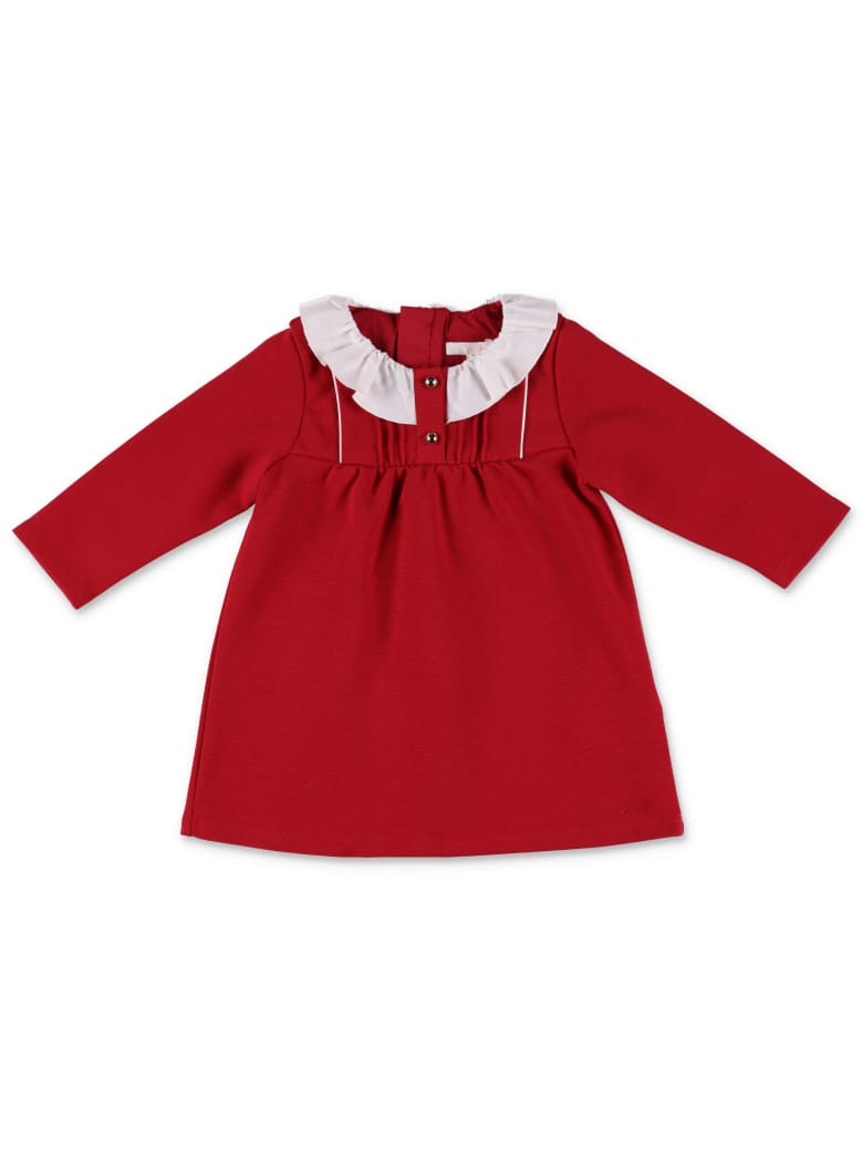 Chloé Dress - Rosso