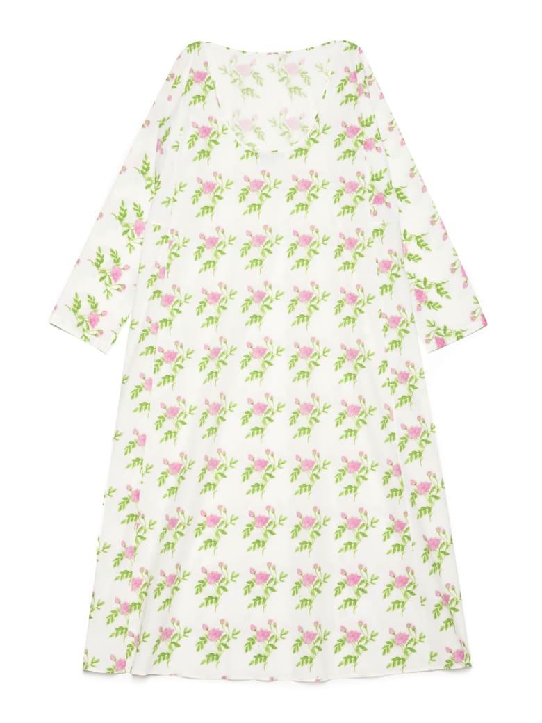 Bernadette 'katy' Dress - White