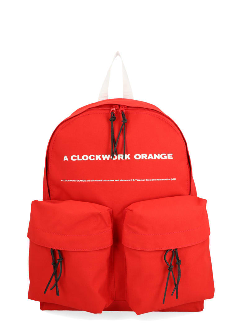 Undercover Jun Takahashi 'arancia Meccanica' Bag - Red