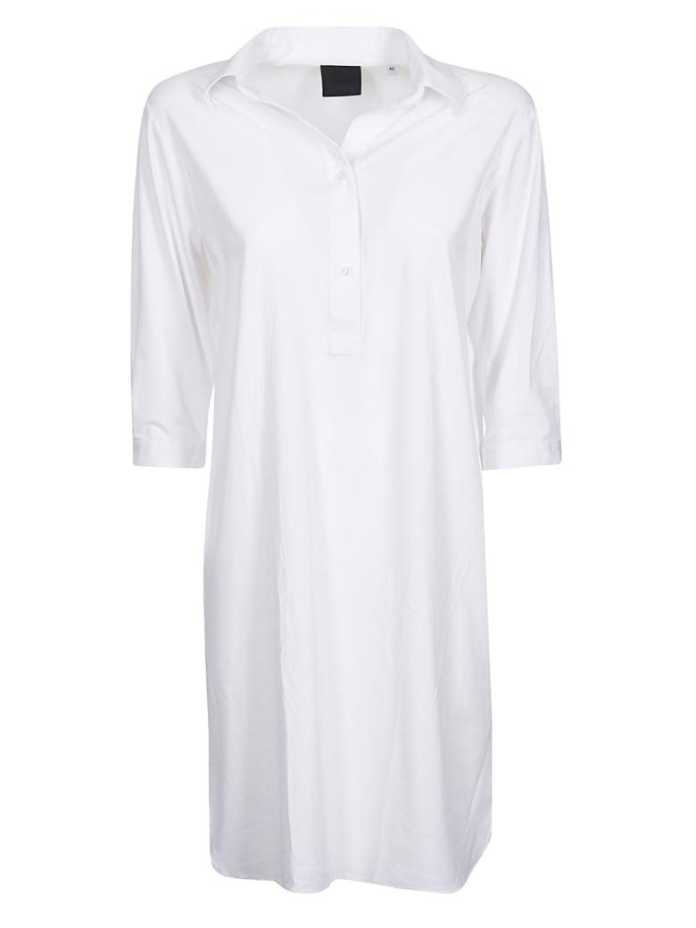 RRD - Roberto Ricci Design Classic Shirt Dress - White