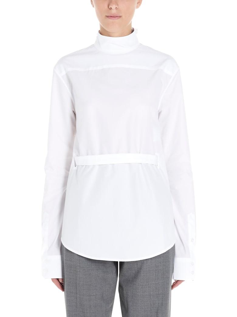 Coperni 'back To Front' Shirt - White
