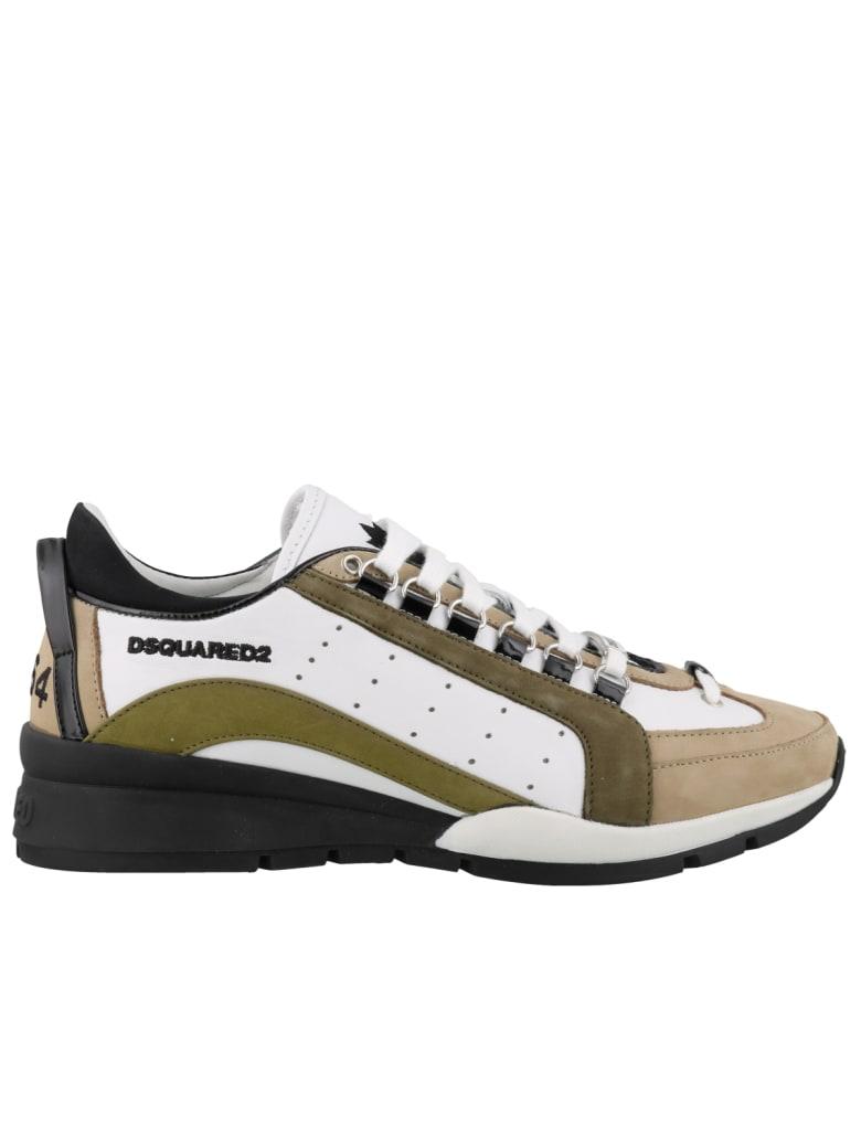 Dsquared2 551 Sneakers - Multicolor
