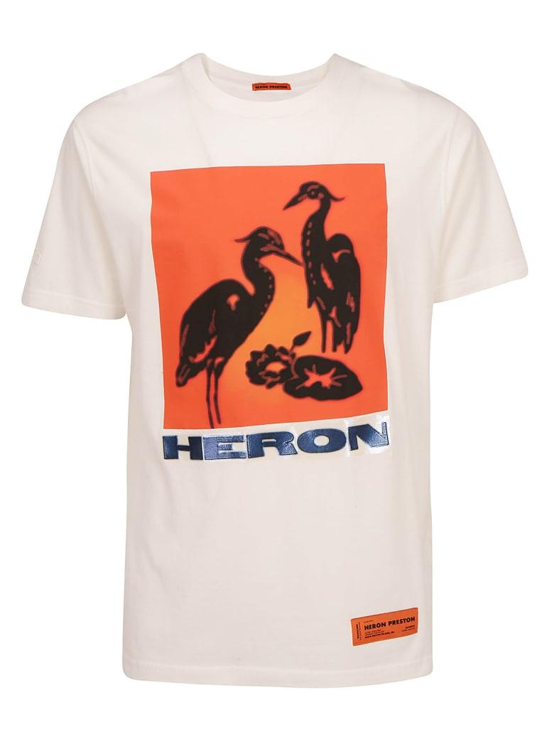 HERON PRESTON T-shirt - Off white