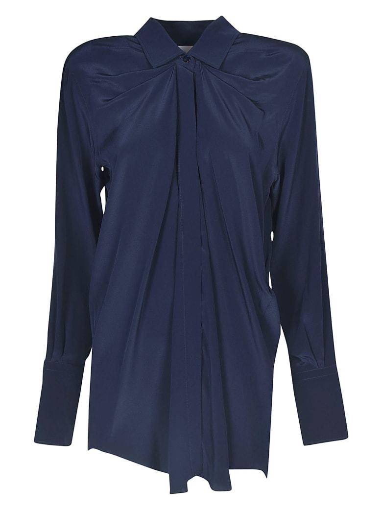 Patou Iconic Blouse - Blue
