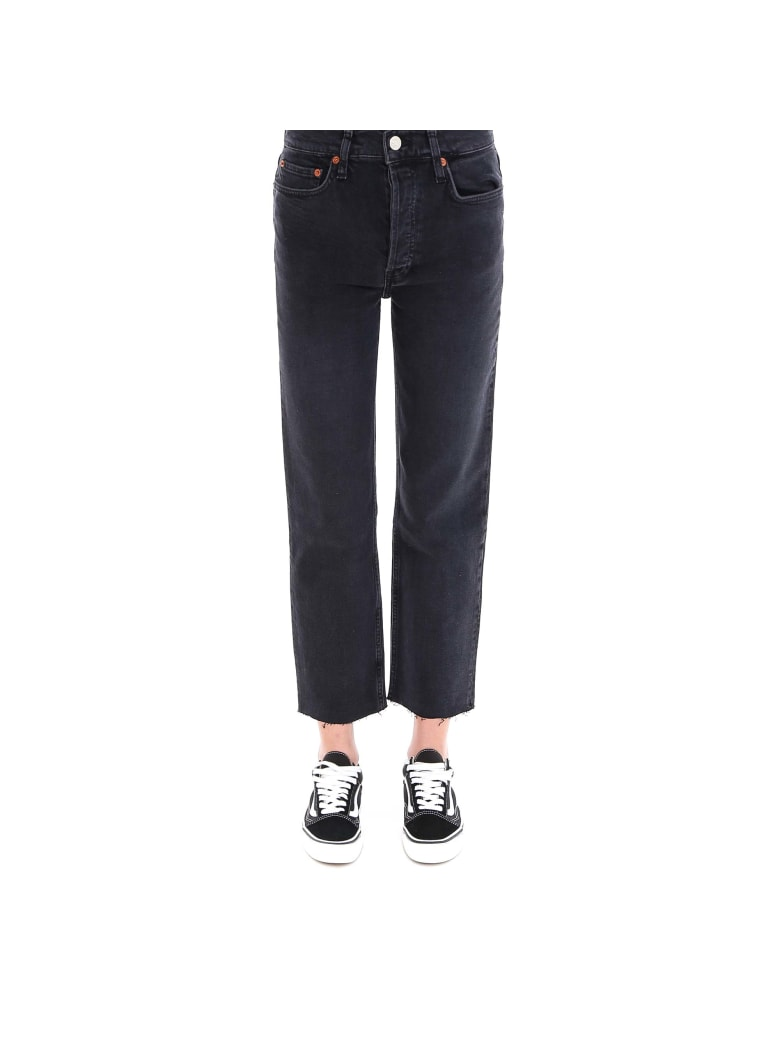 RE/DONE Jeans - Black