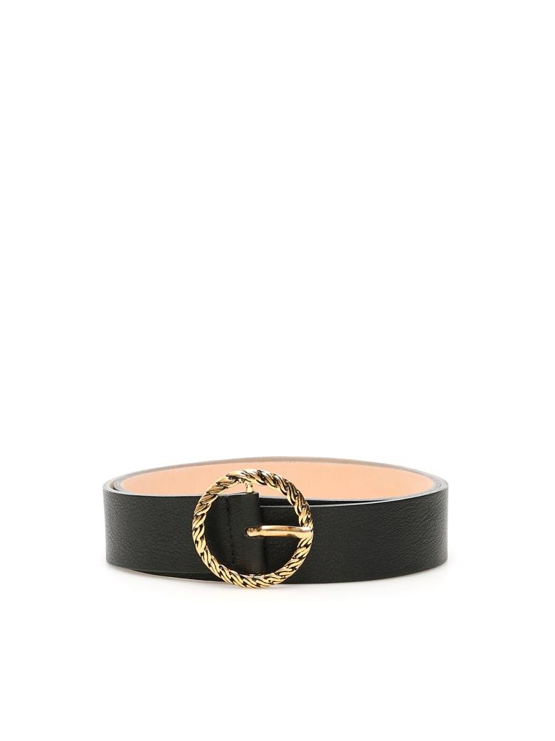 B-Low the Belt Nadia Belt - BLACK GOLD (Black)