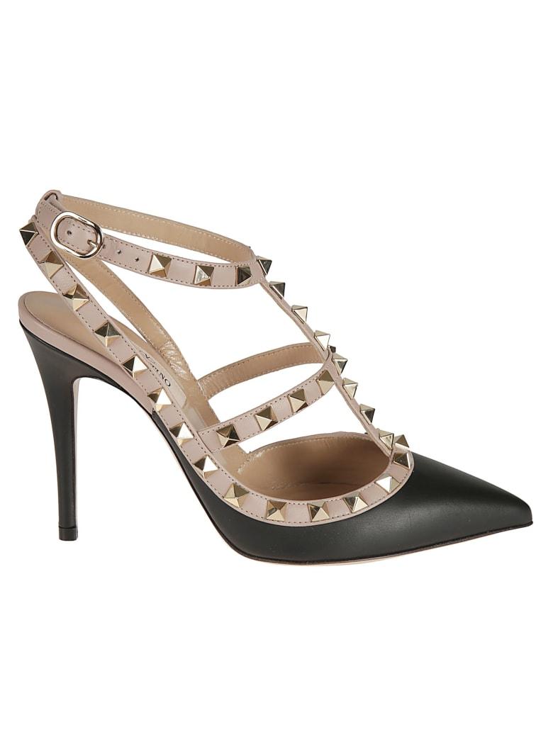 Valentino Sandals - Nero/poudre